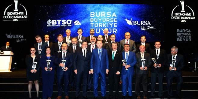 'Bursa'dan güzel heberler bekliyorum'
