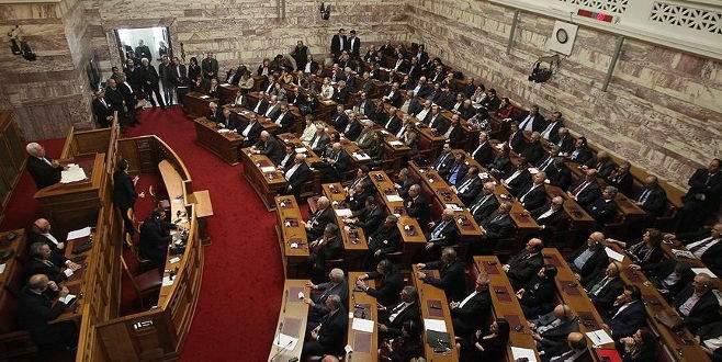 Yunanistan Parlamentosu'ndan Filistin kararı