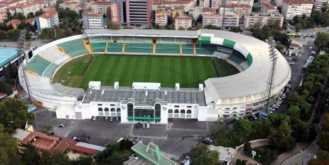 Bursaspor, Atatürk Stadı'na Mersin İdmanyurdu maçıyla veda edecek