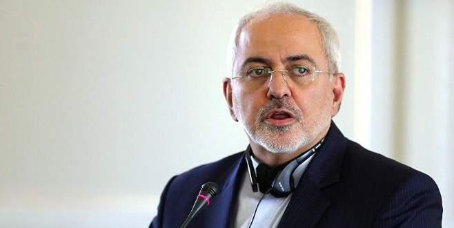 İran devlet televizyonundan Zarif'e 'sansür'