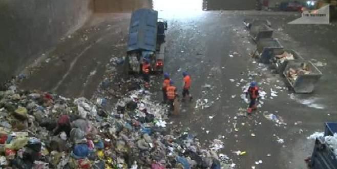 Yanlışlıkla çöpe atılan 22 bin euro bulundu