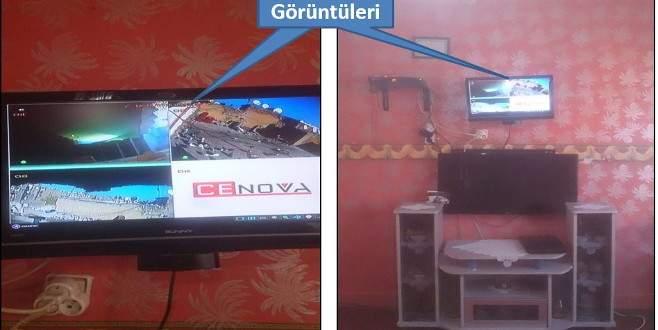 PKK'lı teröristlerin 'görüntü izleme merkezi' çökertildi
