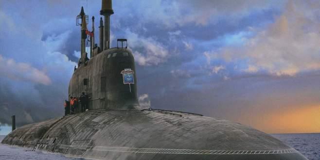 Rusya'dan 'nükleer' gövde gösterisi
