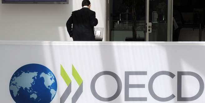 OECD'de vergi rekoru