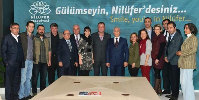 CHP Nilüfer'den Bozbey'e ziyaret