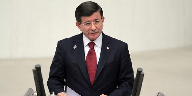 Davutoğlu, CHP ve MHP'den randevu talep etti