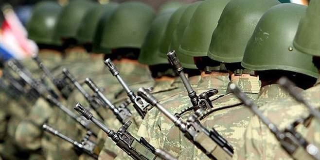 Bin Euro'ya askerlik Meclis'e sunuldu