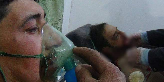 Suriye ordusundan 'zehirli gaz' saldırısı: 10 ölü