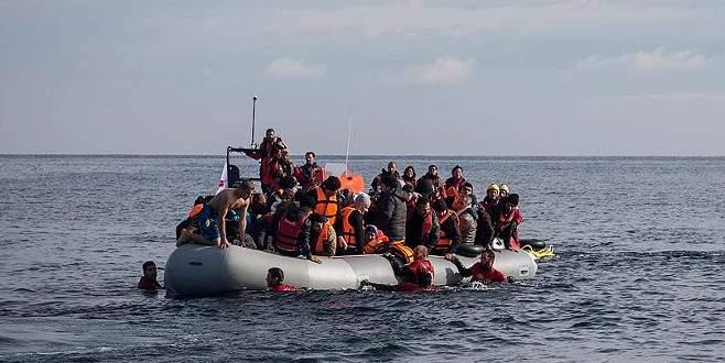 Ege'de facia: 7'si çocuk 13 kişi öldü
