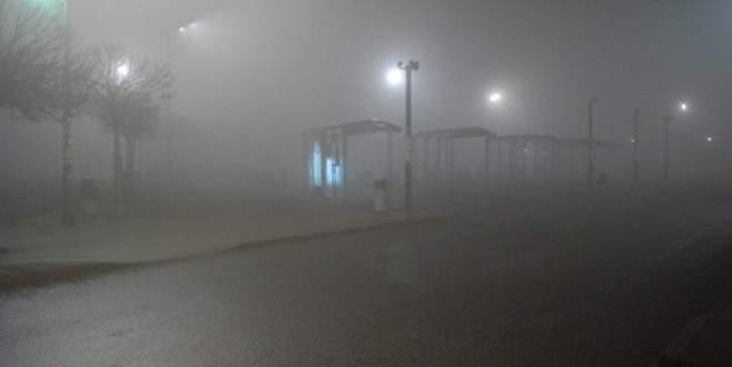 Hava kirliliğinden dolayı okullar tatil edildi