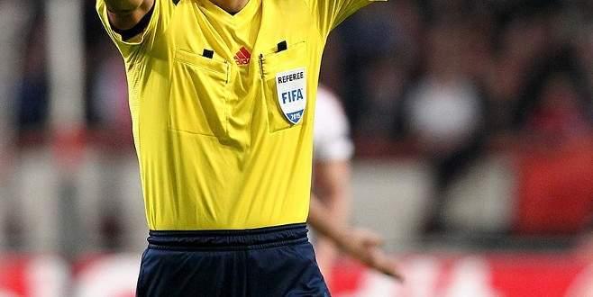 Bursaspor-Mersin İdmanyurdu maçının hakem belli oldu