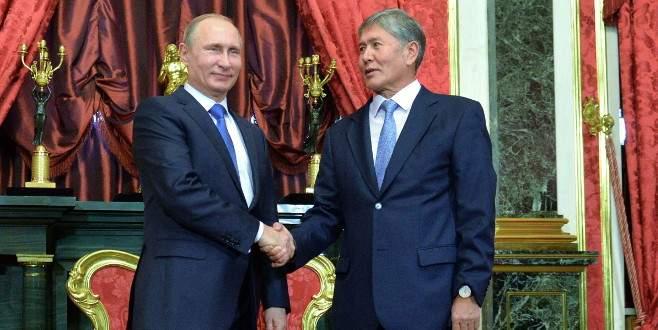 Atambayev: Türkiye, Rusya'dan özür dilesin