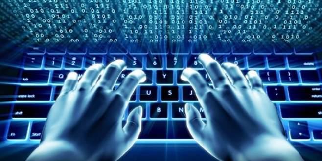Yine siber saldırı