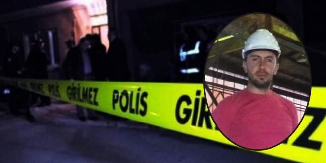 Genç mühendis evinin önünde bıçaklanarak öldürüldü