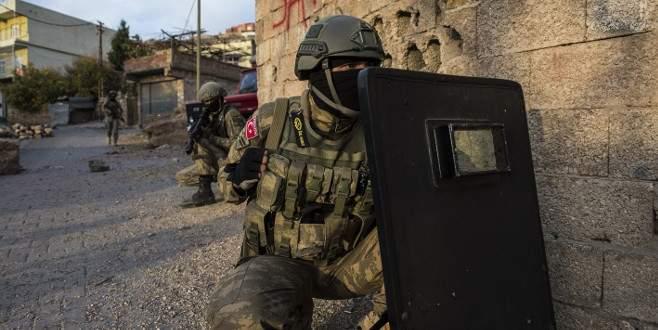 Cizre'de 1 askeri şehit eden 6 terörist öldürüldü
