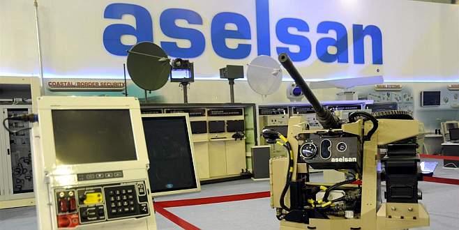 Aselsan'dan 20 milyon liralık sözleşme