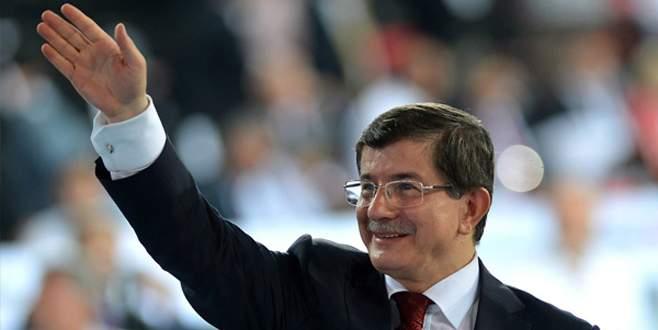Davutoğlu müjdeyi Twitter'dan verdi!