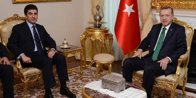Erdoğan-Barzani görüşmesinin detayları belli oldu