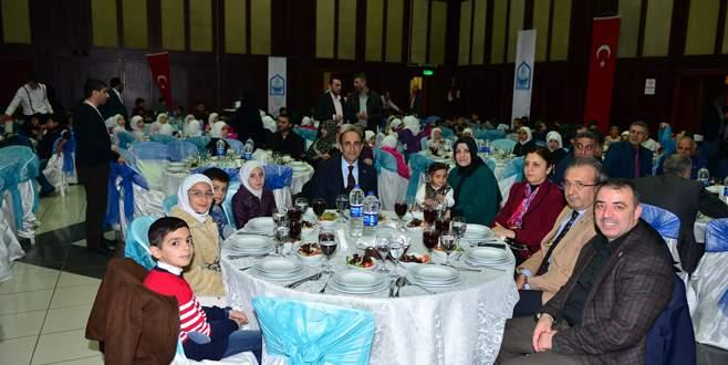 Suriyelilere Yıldırım yardım