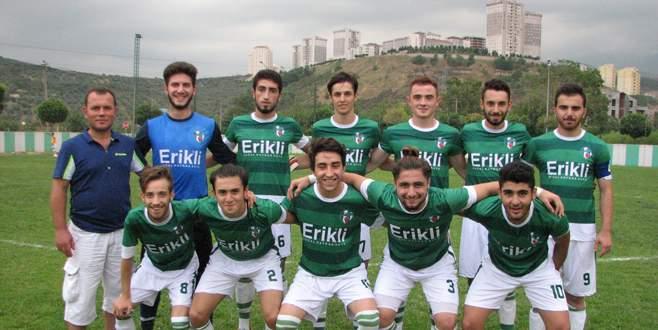Kestel'in gençleri Türkiye Şampiyonası'nda