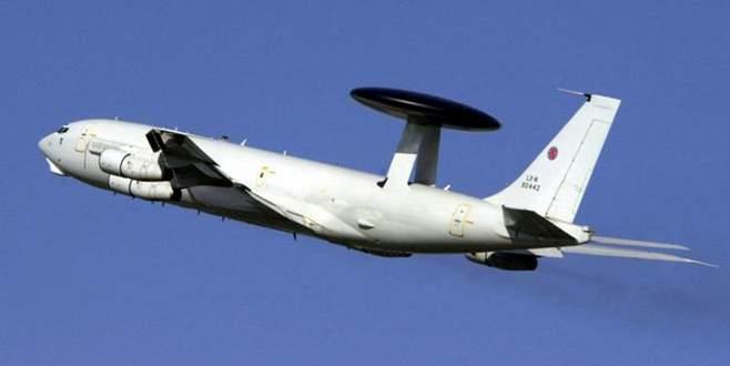 Alman AWACS uçakları geliyor