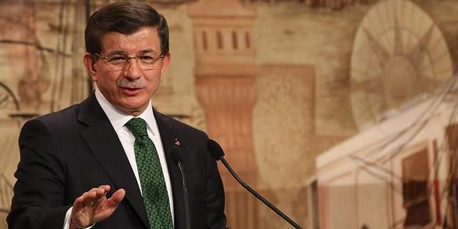 Davutoğlu'dan yeni anayasa mesajı