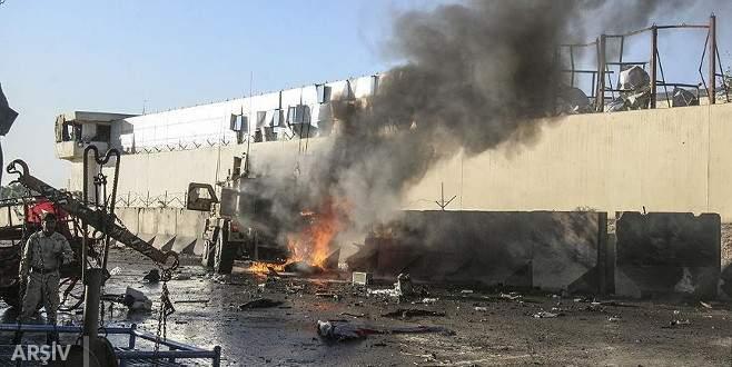 Afganistan'da intihar saldırısı: 1 ölü, 13 yaralı