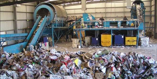 Belediyelerde 28 milyon ton atık toplandı