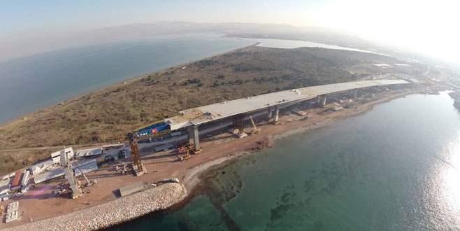 Körfez Köprüsü ÇED'den muaf değil