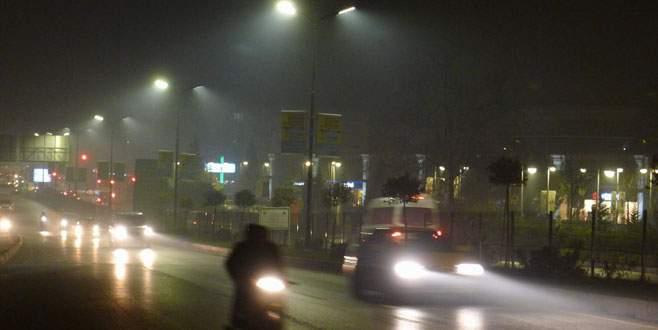 Hava kirliliği 'hassas' boyutta