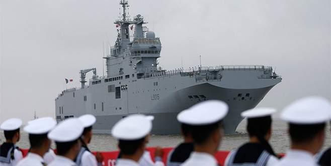 Çin ve Pakistan'dan ortak tatbikat