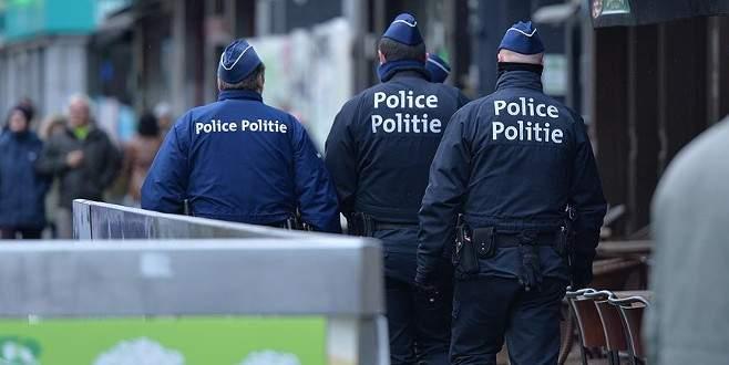 Belçika'da terör şüphesiyle 2 gözaltı