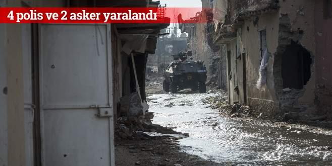 Diyarbakır'da kanaslı ve bombalı saldırı