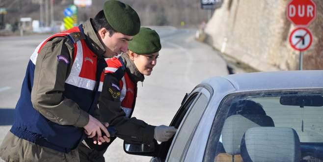 Jandarma'dan 'şok' denetim