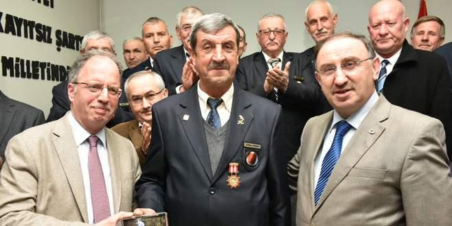 Mehmet Akif Ersoy Mustafakemalpaşa'da anıldı