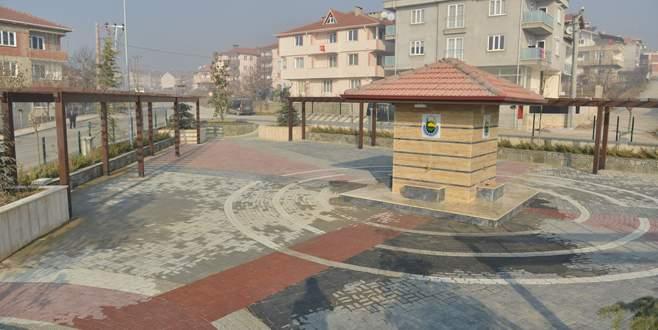 Akhisar'a Çeşmeli Meydan