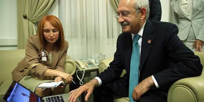 Kılıçdaroğlu AA'nın 'Yılın Fotoğrafları' oylamasına katıldı
