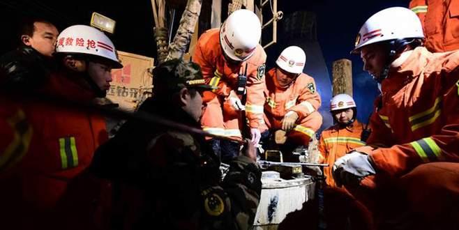 Madenciler 5 gün sonra kurtarıldı