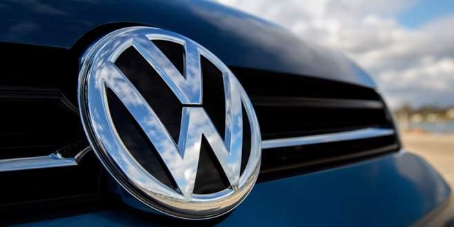 Volkswagen'de sert fren