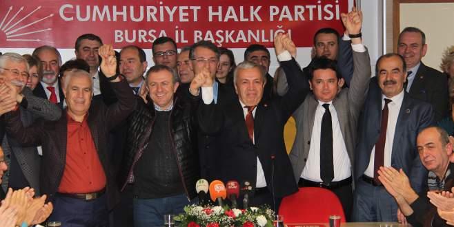 Özdemir: Bursa'nın kaderini değiştireceğiz