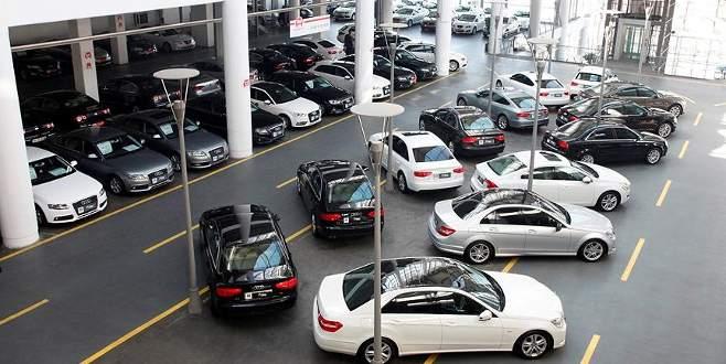 'Yeni yılda ikinci el oto fiyatları artacak'