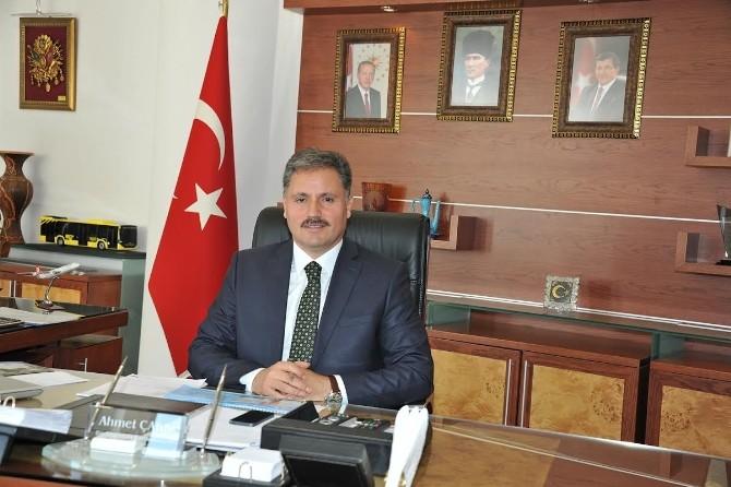 Başkan Çakır'dan Yeni Yıl Mesajı