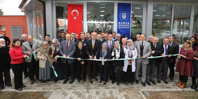 Büyükşehir'den yeni yılda yeni tesis