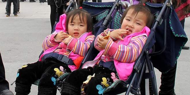 Çin'de ikinci çocuğa izin