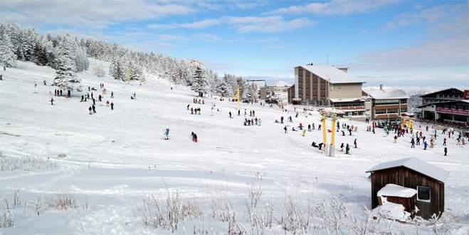 Kayak merkezlerindeki kar kalınlıkları ne kadar?
