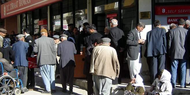 Emeklilerin alacağı enflasyon zammı belli oldu