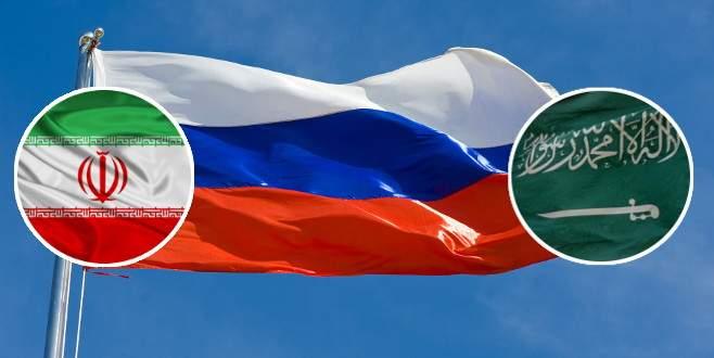 Rusya, İran ve Suudi Arabistan'a arabulucu olacak