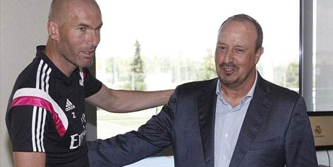 Real Madrid'de şok ayrılık