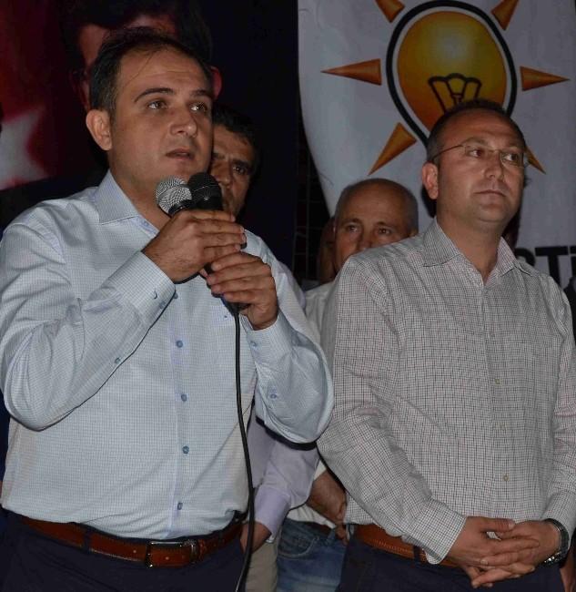 AK Parti'den Turgutlu OSB'ye 1 Milyonluk Destek