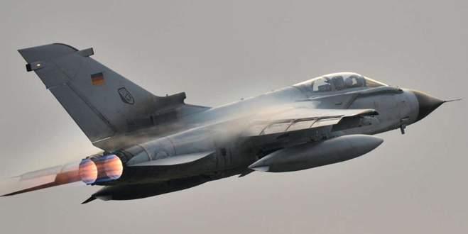 Alman savaş jetleri göreve başladı